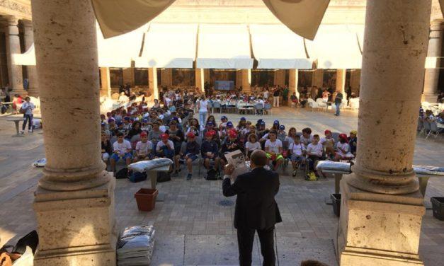 Omceo Pistoia al Festival della Salute con il segretario nazionale Monaco